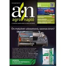 Agro Napló 1/2-2018