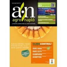 Agro Napló 1/4-2018.