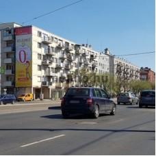 Molino-2018.március.Hungária krt. – Stadionok – Kerepesi út irányába