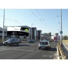 """Molino – 2018.március.Westend - Ferdinánd híd Váci út felé """"A""""."""