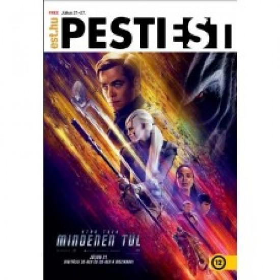 Pesti Est-2021. (1/2 oldal)