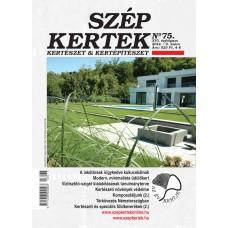 Szép Kertek magazin-2019. PR cikk