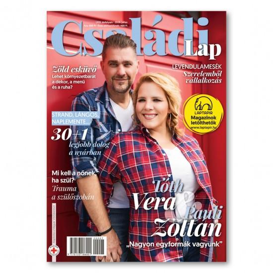 Családi Lap magazin-2021