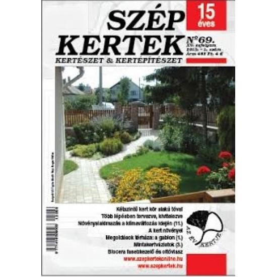 Szép Kertek magazin-2021.