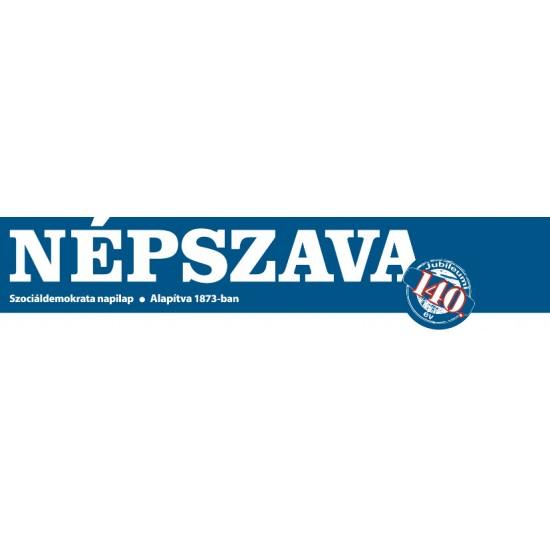 Népszava -1/50 oldal színes-2021.