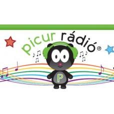 Picur Rádió online rádió- 2019. banner