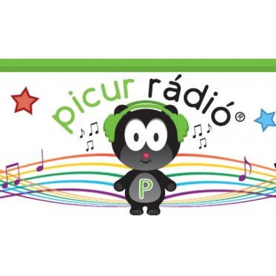 Picur Rádió online rádió- 2021. banner